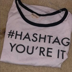 Hashtag your it